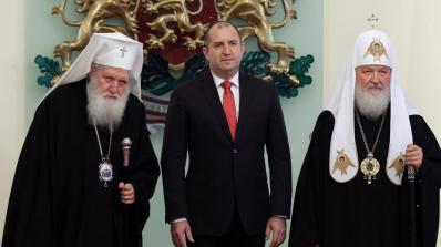 Радев: Българският и руският народ са свързани от дълбоки духовни и културни връзки
