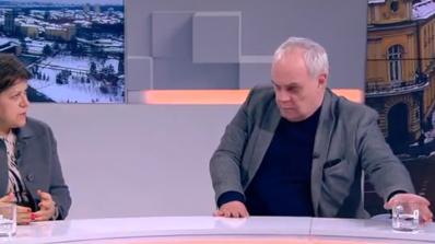 Загадъчната сделка за ЧЕЗ коментираха Андрей Райчев и Татяна Дончева