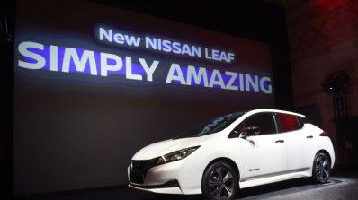 Nissan продават нов Leaf в Европа на всеки 12 минути