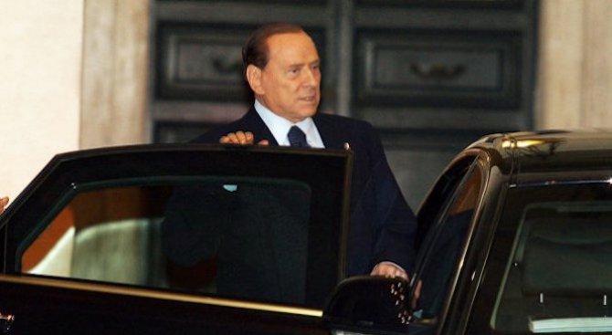 Вижте на какво Силвио Берлускони отдаде слабото представяне на изборите