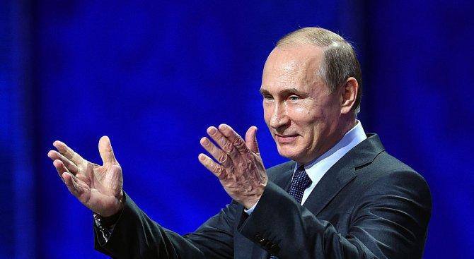 Путин: Дядо готвеше за Ленин и Сталин