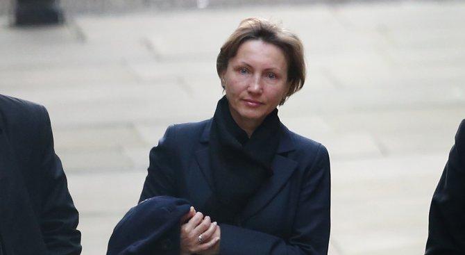 Вдовицата на Литвиненко: Островът не е безопасен за бегълците от Путин