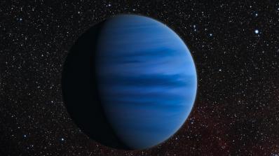 Астрономи откриха огромно количество вода на екзопланета