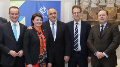 Борисов се срещна с представители на Комисията по европейските въпроси на Бундестага