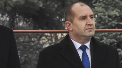 Румен Радев назначи новия шеф на НСО