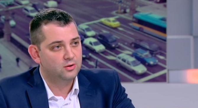 Димитър Делчев: Ако РБ не ни подкрепят, ще ги напуснем