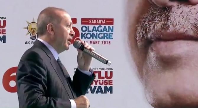 Ердоган се обърна към братята и сестрите си от България: Кърджали е в нашите душевни граници (видео)