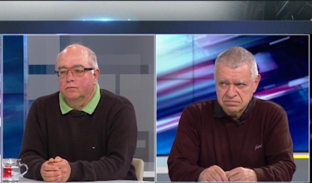 Михаил Константинов: Трябваше нашият патриарх да скастри патриарх Кирил