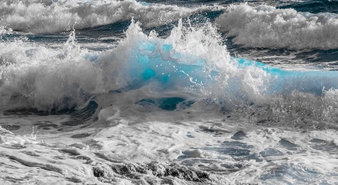 Микропластмасата в реките замърсява фатално океаните