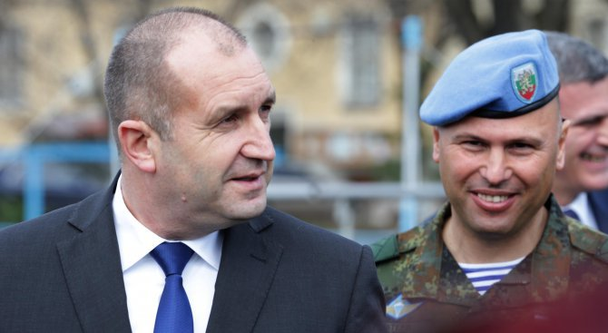Румен Радев ще се срещне със заместник-председателя на ЕК