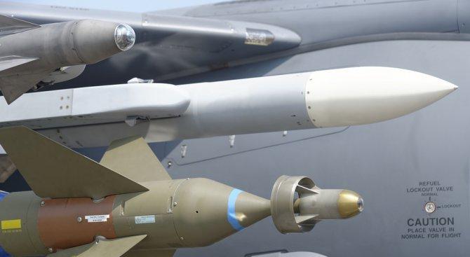 """Руската ракета """"Кинжал"""" може да потапя самолетоносачи (видео)"""