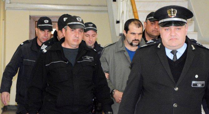Съдът определи парична гаранция за легионера Иван Пачелиев