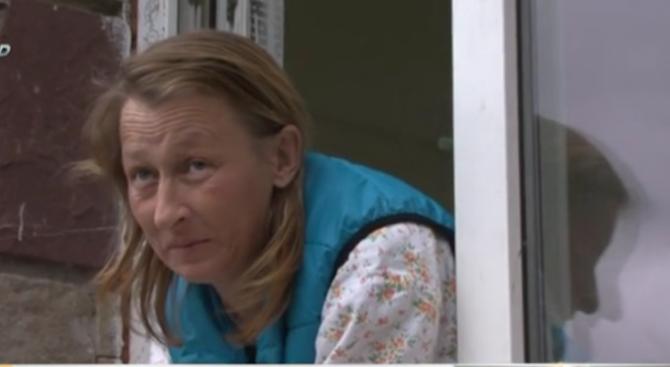 Веска, която роди 12-ото си дете на улицата, е ДДС милионерка