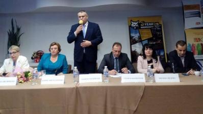 Национална среща на общинските предприятия и търговски дружества в Ловеч
