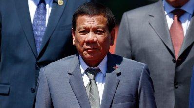 Президентът Родриго Дутерте изтегли Филипините от договора за Международния наказателен съд
