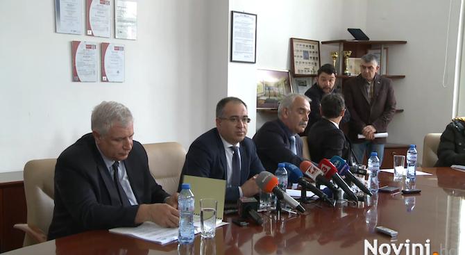 Зам.-министърът на транспорта: Не може през медиите да се печелят процедури в БДЖ (видео)