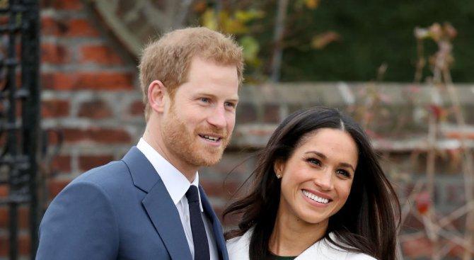 Сватбената торта на принц Хари и Меган ще съчетава вкусовете на пролетта