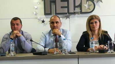 Цветан Цветанов проведе работна среща с депутати, кметове и общински ръководители от ГЕРБ -  София о