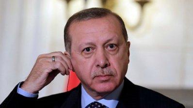 "Ердоган обвини Нетаняху, че ръководи ""терористична държава"""
