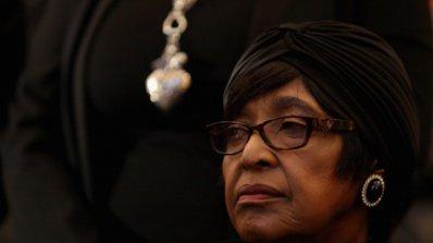 Почина съпругата на Нелсън Мандела