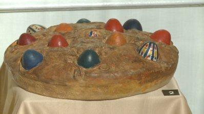 Яйцето и обредният хляб - символите на Великден. Вижте каква е силата им (снимки+видео)