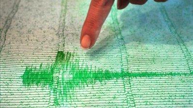 Земетресение удари до българо-гръцката граница