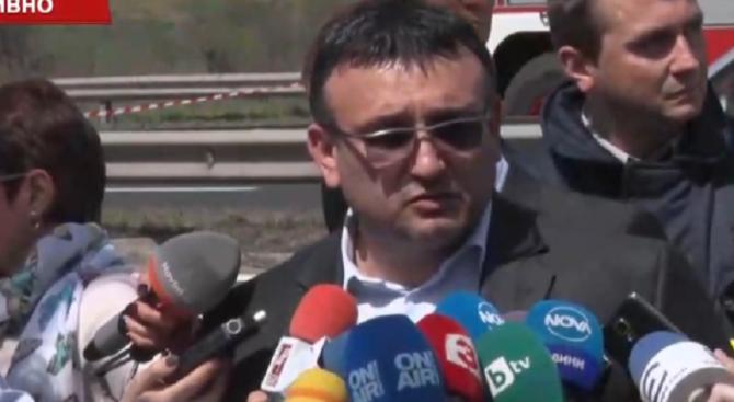 Младен Маринов с последна информация за трагедията на Тракия (видео)