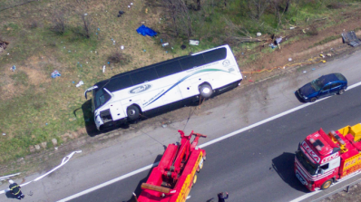 """16-годишна ученичка и млада учителка са сред жертвите на автобусната катастрофа на магистрала """""""