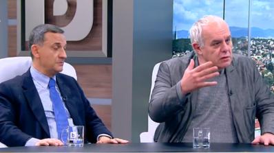 Андрей Райчев и Стефан Тафров в спор за конфликта между САЩ и Русия в Сирия