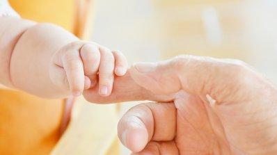 Бебе се роди 4 години след смъртта на родителите си