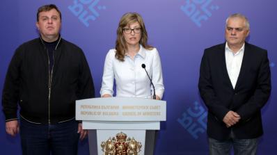Няма пряка заплаха за България след ударите в Сирия. Призоваваме за намаляване на напрежението (виде