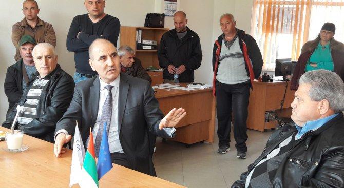 Цветан Цветанов в Борино: С всяко добро нещо, направено от ГЕРБ, шансовете на БСП да управляват нама