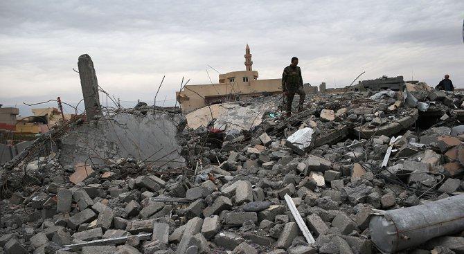 Франция дава 50 милиона евро за хуманитарни проекти в Сирия