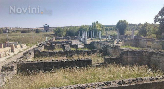 Хванаха двама мъже за незаконни разкопки в античен град