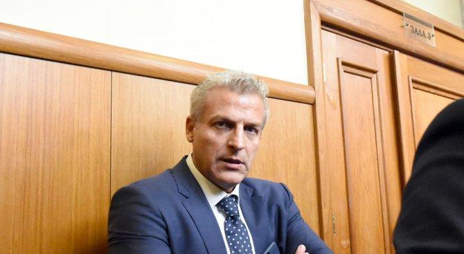 Неуспешен е първият опит за старт по делото за ваксините срещу Петър Москов (снимки+видео)