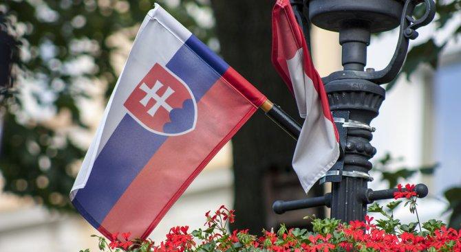 Новият вътрешен министър на Словакия хвърля оставка