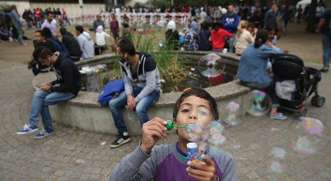 Осем деца бежанци са пребивавали в центрове от семеен тип в Добрич