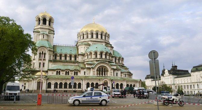 Заради посещението на военна делегация в София ще има ограничение на движението