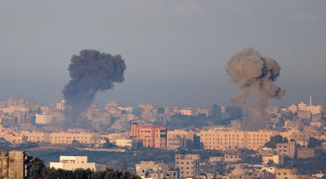 Земан осъди въздушните удари на съюзниците в Сирия