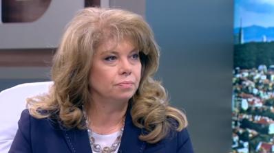 Илияна Йотова отговори на Борисов: Да се реагира така пожарно не е достойно