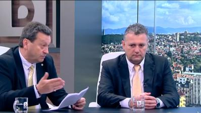 Валентин Николов и Таско Ерменков в спор за сделката за ЧЕЗ