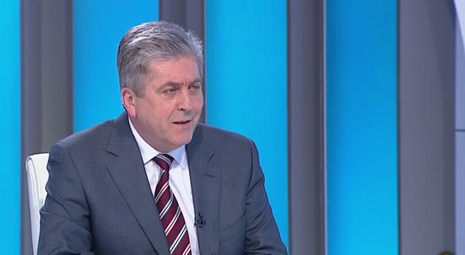 Георги Първанов: Необходима е промяна в Закона за Консултативния съвет за национална сигурност