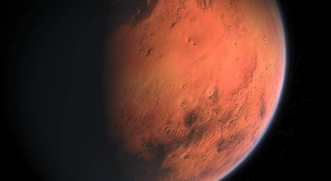 НАСА ще донесе грунт от Марс на Земята
