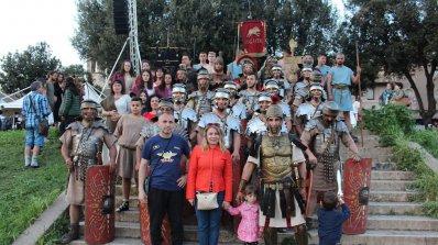 До Рим и обратно, или как фестивалът Орел на Дунава е в челната десетка на Европа