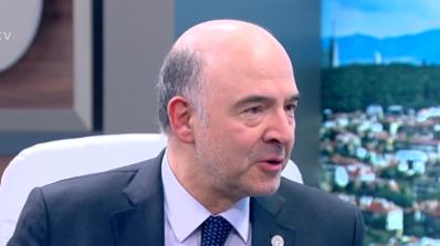 Еврокомисарят по финансите: България е следващият член на Еврозоната, но нека да не бързаме