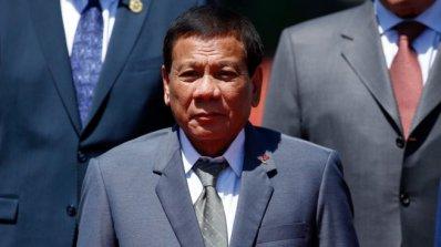 Филипинският президент забрани на гражданите да работят в Кувейт