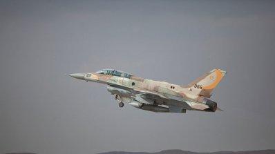 Израелските военновъздушни сили са ударили морски обекти на Хамас