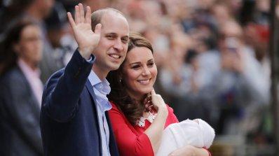 Кейт и Уилям могат да имат трето дете, но повечето британци - не