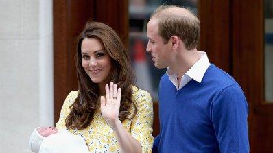 Отрязаха опашката на британското кралско бебе