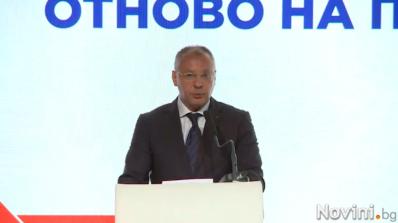 Станишев обясни защо България трябва да се позиционира в А отбора на ЕС и как ще се подобри животът
